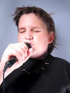 singing, boy singing