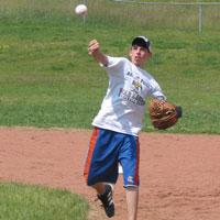 camp baseball