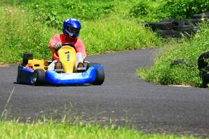go-karting, go-carts
